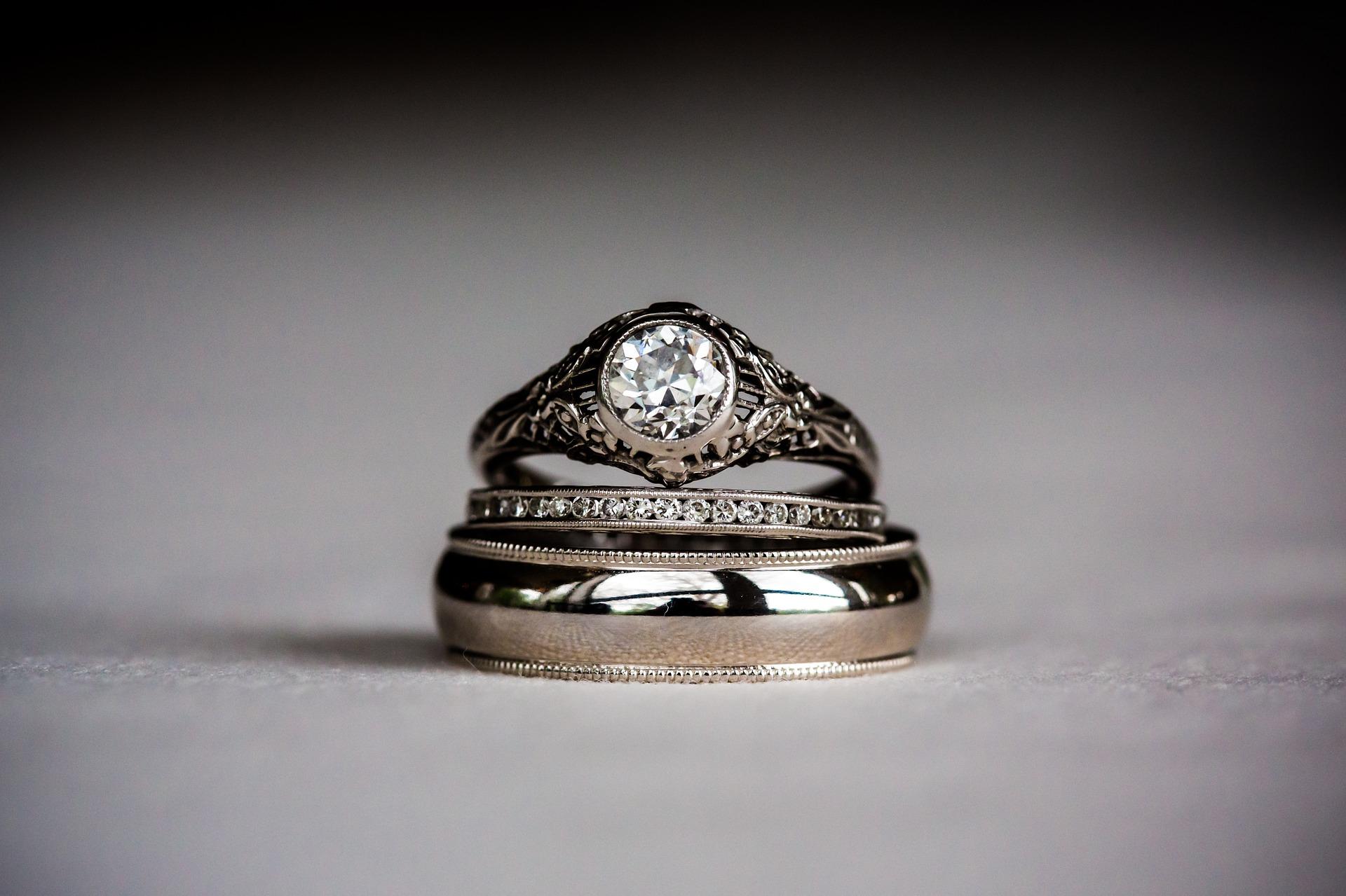 Srebrna biżuteria